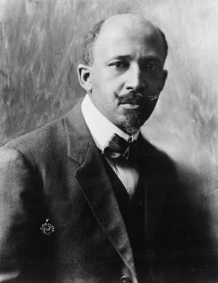 W.E.B Du Bois par Cornelius Marion Battey