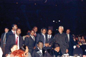 Bisso na Bisso Mandela Kora award